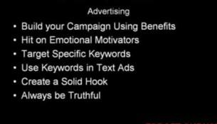Exclusive Internet Marketing Tutorial Part 1/5